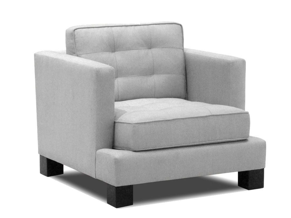 Flynn Fabric Chair - Iconix Collection