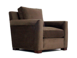 Avery Fabric Chair - Iconix Collection