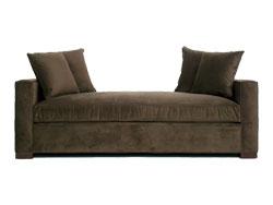Baldwin Fabric Settee - Iconix Collection