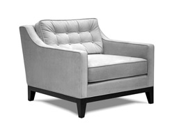 Charlton Fabric Chair - Iconix Collection